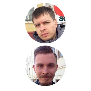 e-commerce предприниматели Максим и Андрей, которые знают, как держать покупателей на крючке