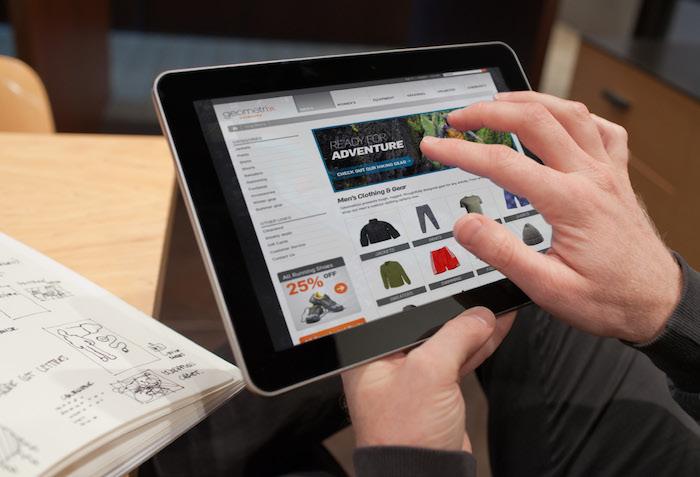 трафик с мобильных устройств в интернет-магазинах постоянно растет и задаёт новый вектор развития электронной коммерции