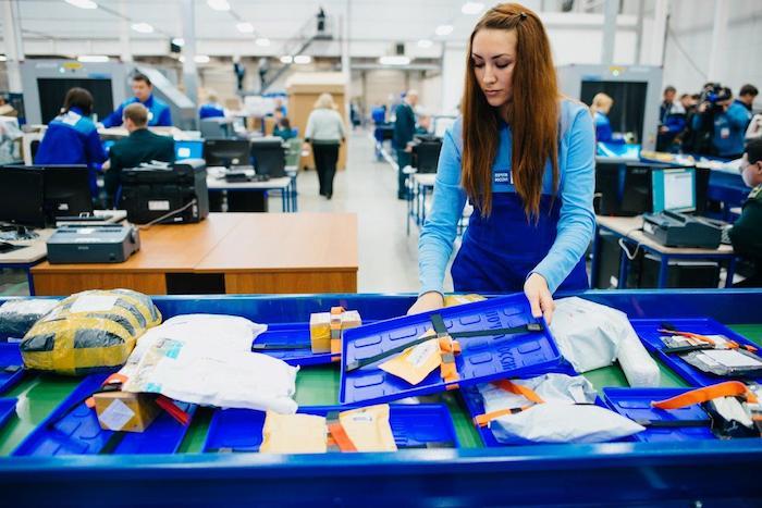Почта России запустила новый сервис доставки отправлений с Почтой Гонконга