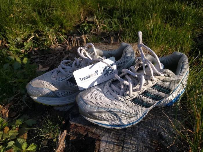 Те самые кроссовки Adidas, с которых началось развитие интернет-магазина
