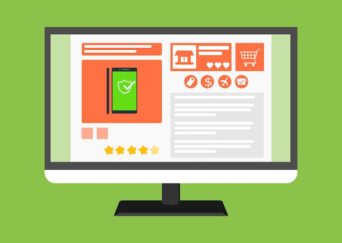 Что такое тема интернет-магазина?