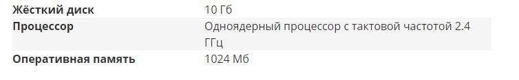 требования к серверу для CS-Cart