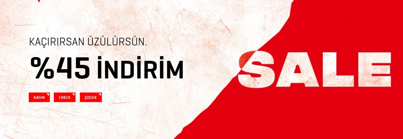 Скидки, интернет-магазин Puma Турция