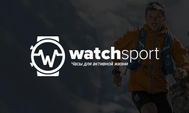 Интернет-магазин спортивных часов на платформе CS-Cart
